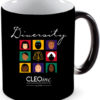 black-printed-coffee-mug-cleo-diversity-shop