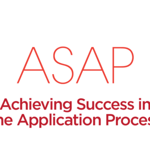 Achieving Success in the Application Process (ASAP)‎