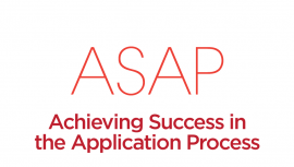 ASAP – Achieving Success in the Application Process is a two-day pre-law summer seminar which focuses on the law school application process