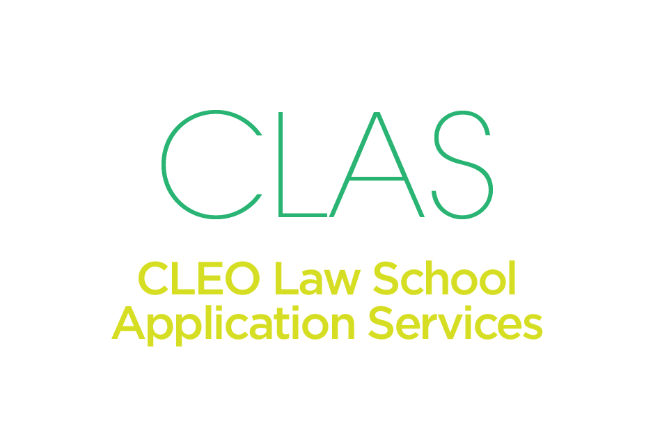 CLEO LAW SCHOOL APPLICATION SERVICES (CLAS): PERSONAL STATEMENT REVIEW RESUME REVIEW APPLICATION READINESS CONSULTATION (ARC) CLEO APPLICATION REVIEW (CAR)