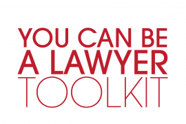 pre-law LSAT Law school cleo admissions Law Students Lawyer ASAP prelaw College scholars applications cleoprograms-YOU CAN BE-A LAWYER-TOOLKIT